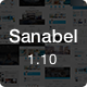 Sanabel | Responsive Multi-Purpose Theme - ThemeForest Item for Sale