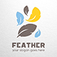 Feather Logo Template - GraphicRiver Item for Sale