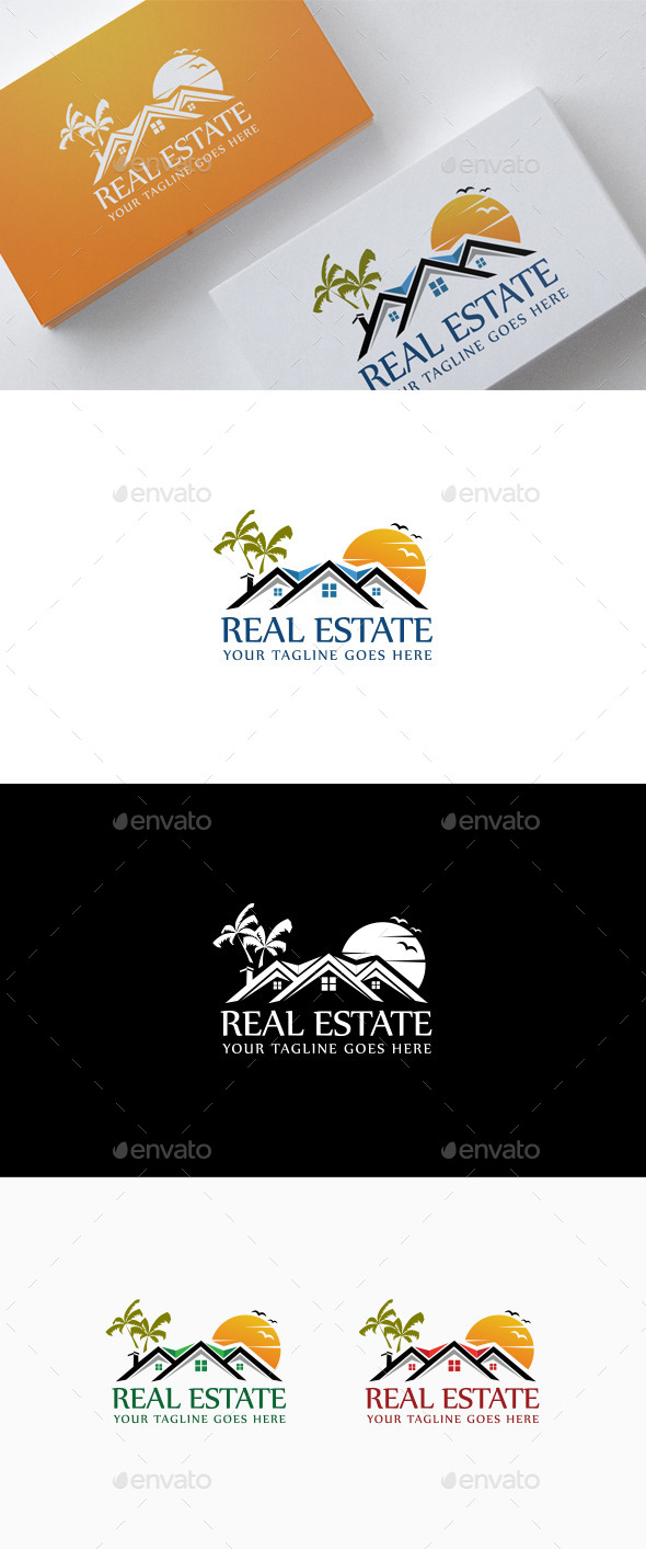 GraphicRiver Real Estate 11888234