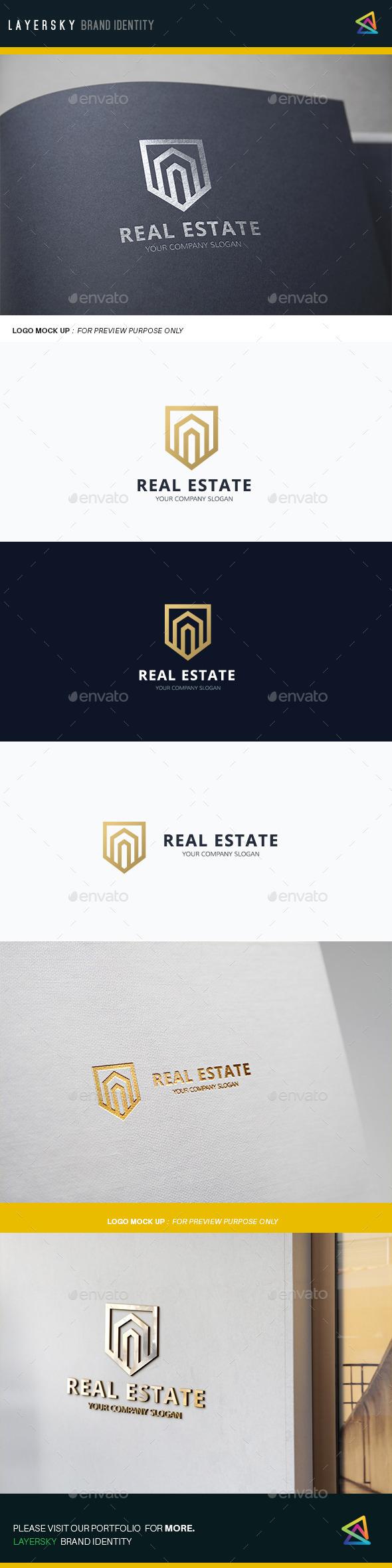 GraphicRiver Real Estate 11889714