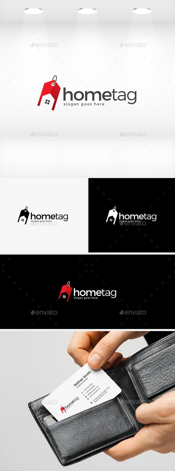 GraphicRiver Home Tag Logo 11889865