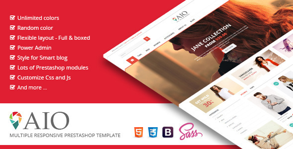 Download SNS AIO - Responsive Prestashop Theme nulled download