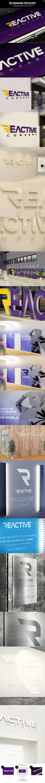GraphicRiver 3D Signage Mockups 11891602