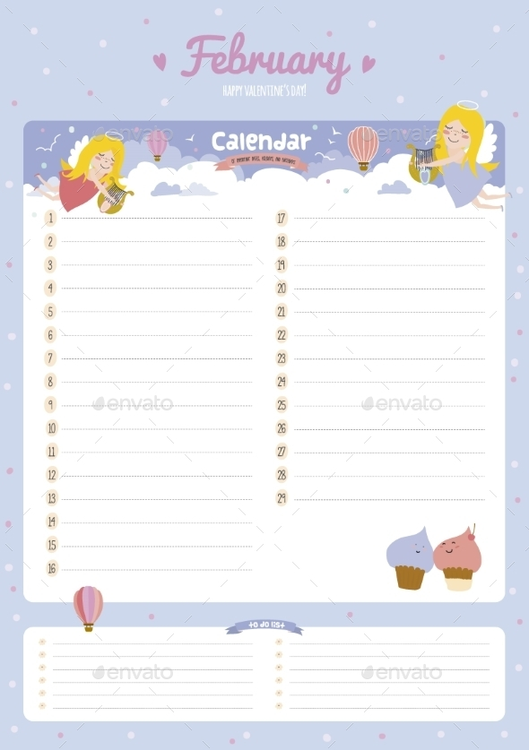 GraphicRiver Calendar Diary 2016 With Seasonal Themes 11891643