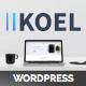 Koel - Multipurpose WordPress Layers Theme - ThemeForest Item for Sale