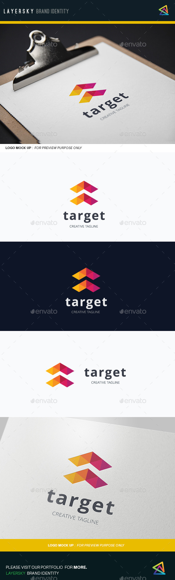GraphicRiver Target 11892967
