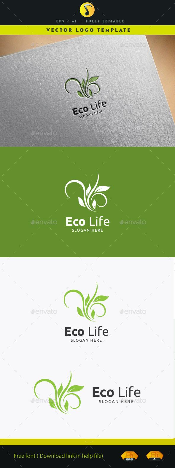 GraphicRiver Eco Life V.3 11893124