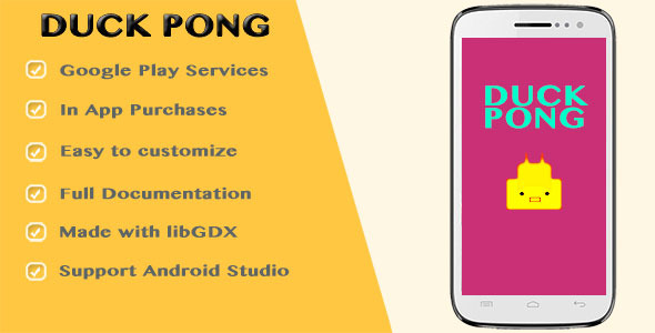 CodeCanyon Splish Splash Duck Pong Admob & Leaderboard 11893917