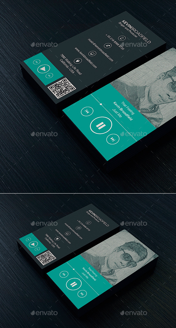 GraphicRiver Business Card Vol 41 11894095