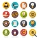 Patent Idea Protection Icons - GraphicRiver Item for Sale