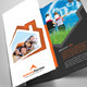 Real Estate Three Fold Brochure  - GraphicRiver Item for Sale
