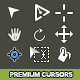 155 Mouse Cursors Pointers - GraphicRiver Item for Sale