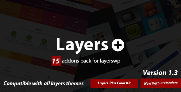 Row Element for Layerswp Pagebuilder