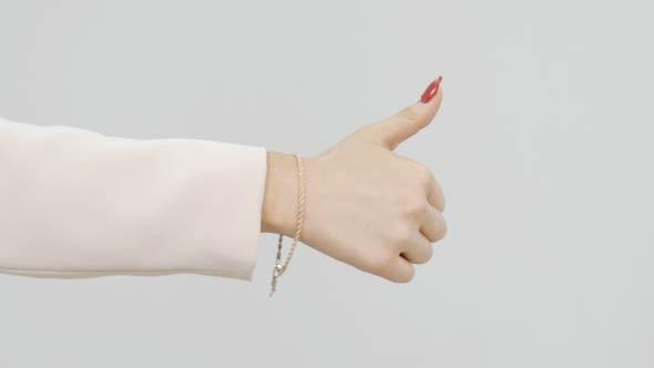 Success Thumb up