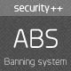ABS - Advanced Ban System - CodeCanyon Item for Sale