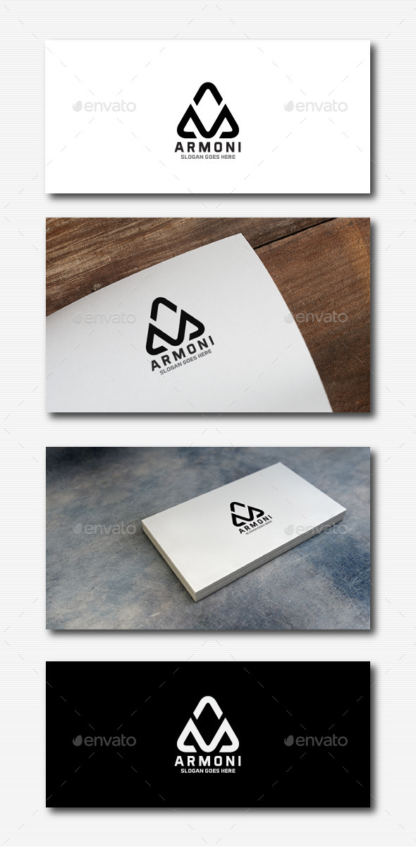 GraphicRiver Stylish Letter A Logo 11898757