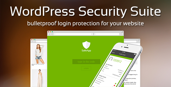 SafeApp – WordPress Security Plugin