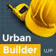 Urban Builder | Construction WordPress Theme - Business Corporate