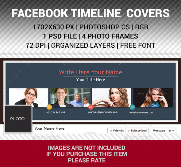 GraphicRiver Facebook Timeline Cover-v30 11902477