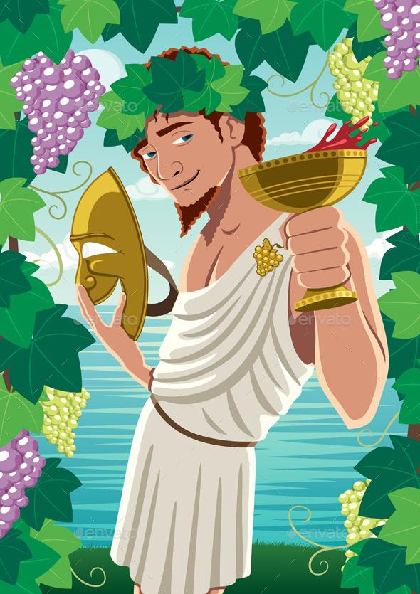 GraphicRiver Dionysus 11903164