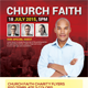 Church Flyer Psd Template