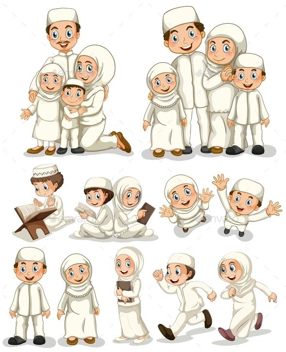 GraphicRiver Muslim 11903546