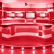 red television studio - PhotoDune Item for Sale