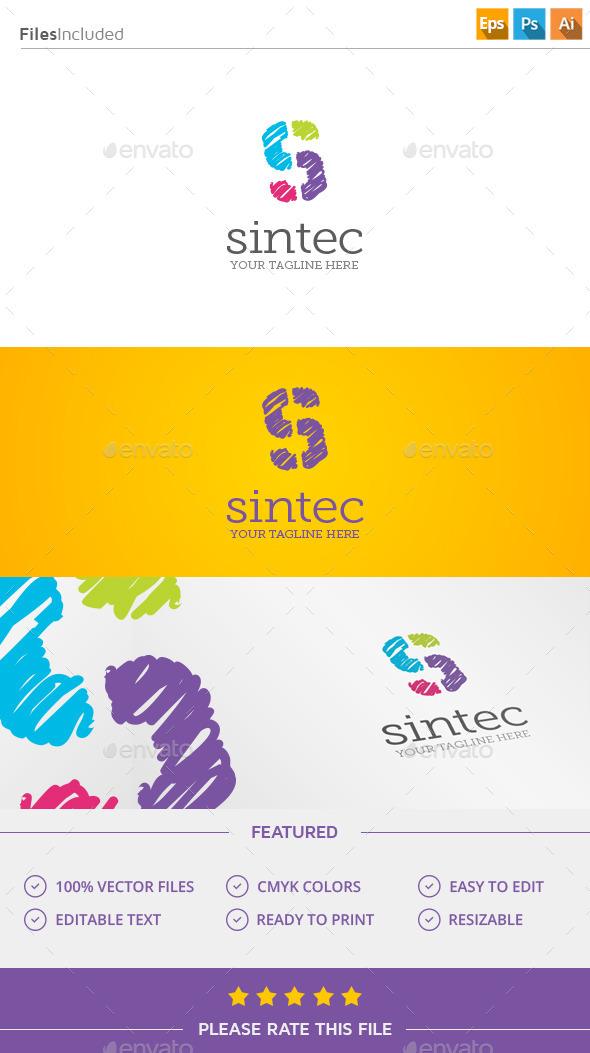GraphicRiver Letter S Logo 11905166
