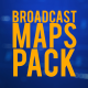 Broadcast Maps Package - VideoHive Item for Sale