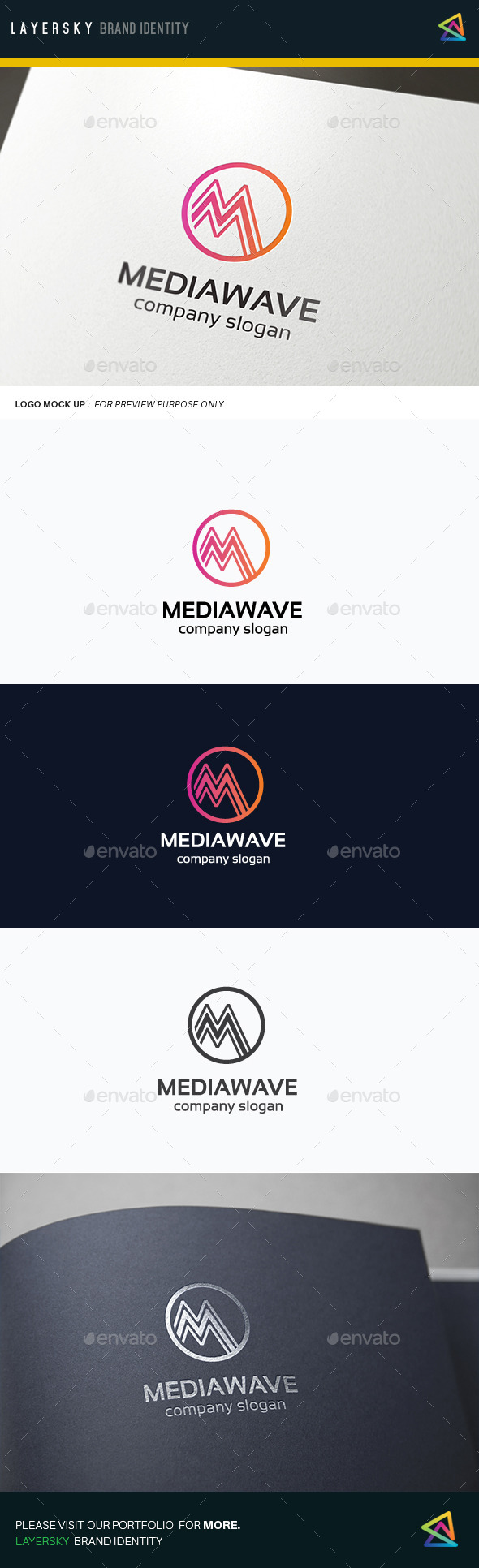 GraphicRiver Media Wave 11906945