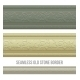 Set of Seamless Borders Stone Marble - GraphicRiver Item for Sale