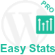 Easy Stats PRO - CodeCanyon Item for Sale