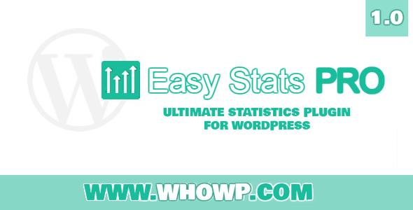 CodeCanyon Easy Stats PRO 11908342