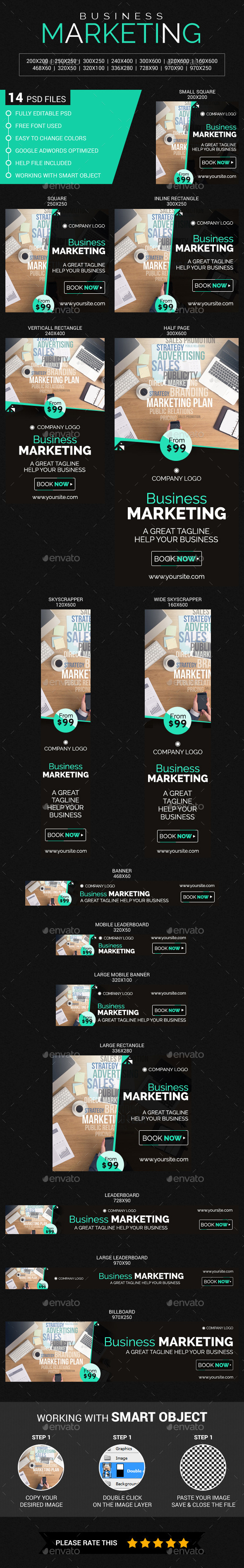 GraphicRiver Business Marketing 11908570