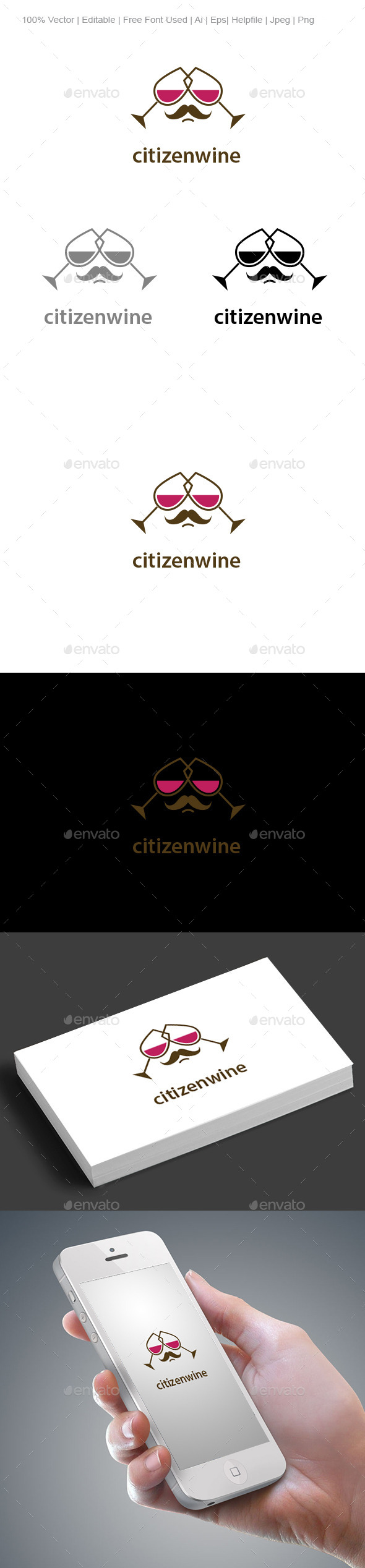 GraphicRiver Citizenwine 11804695