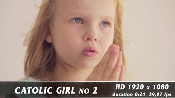 Catolic Girl No.2