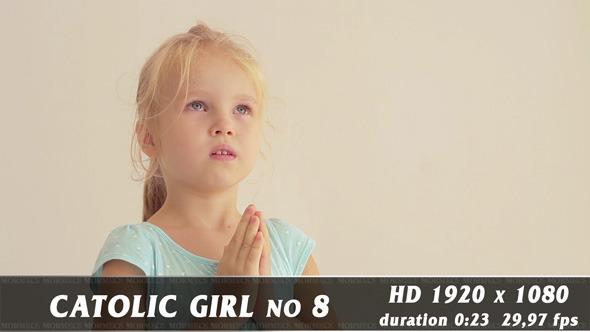 Catolic Girl No.8