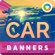 Car Accessories Banners - GraphicRiver Item for Sale