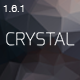 Crystal | Personal Blog Wordpress Theme - ThemeForest Item for Sale