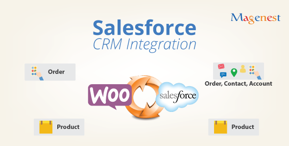CodeCanyon Woocommerce Salesforce CRM Integration 11912679