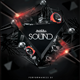 Abstract Sound Flyer - GraphicRiver Item for Sale