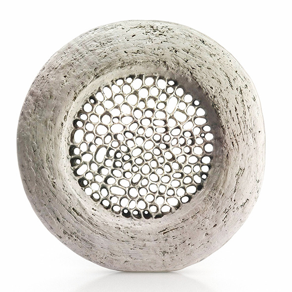 3DOcean Organic Wheel Sculpture 11913440