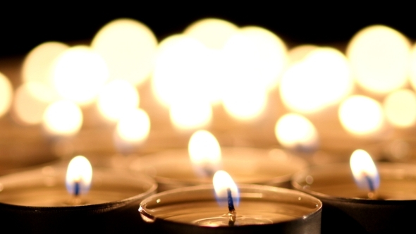 Many Candles Light 001