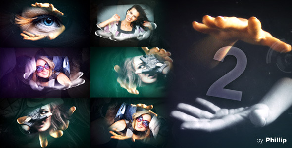 After Effects Project - VideoHive Hands II 1196453