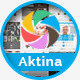 Aktina - Responsive Multi-Purpose HTML Template - ThemeForest Item for Sale