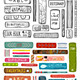 Books Drawing Library Collection - GraphicRiver Item for Sale