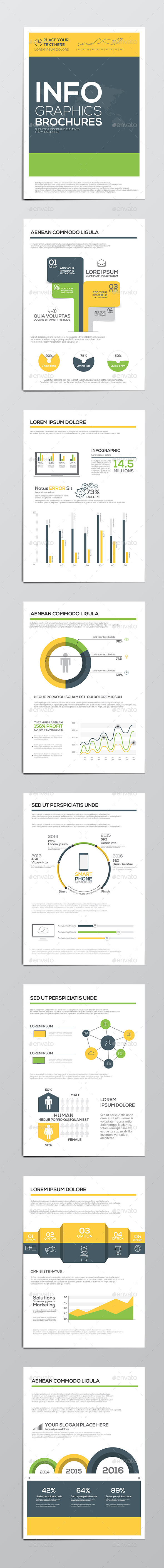 GraphicRiver Business Infographics Elements 11916180
