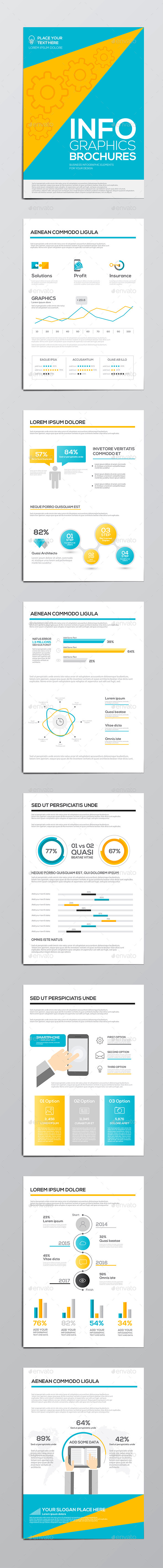 GraphicRiver Business Infographics Elements 11916362