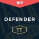Defender – Attorney & Lawyer WordPress Theme