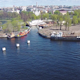 Aerial View to Dock for Ships - VideoHive Item for Sale